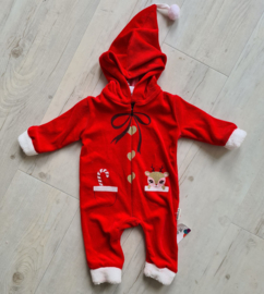 Cute Christmas Jumpsuit