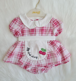 Cherry Classic Dress Newborn