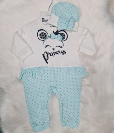 Princess Baby Set Boutique