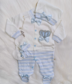 Exclusive Babyblue King