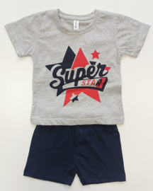 Zomersetje Basic Superstar