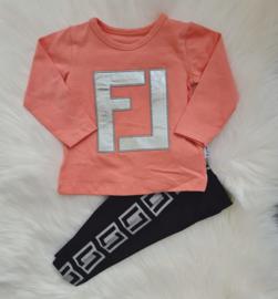 Trendy Fashionista Babygirl