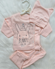 Geboorteset Love Bunny
