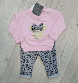 Trendy Panter Setje {Boutique Collection}