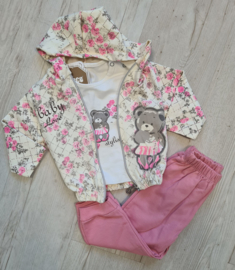 BabyGirl Trendy Bear {New Collection}