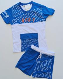 Sporty Blueman {Sport Edition}
