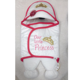 "Winter Boutique Suit "" Our Little Princess"""