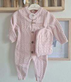 Baby Scandinavic Design Wollen Suit + Muts {WEEKAANBIEDING}