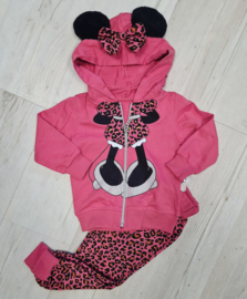 Trendy Panter Minnie Set