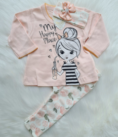 3- Delig Girly Boutique Doll