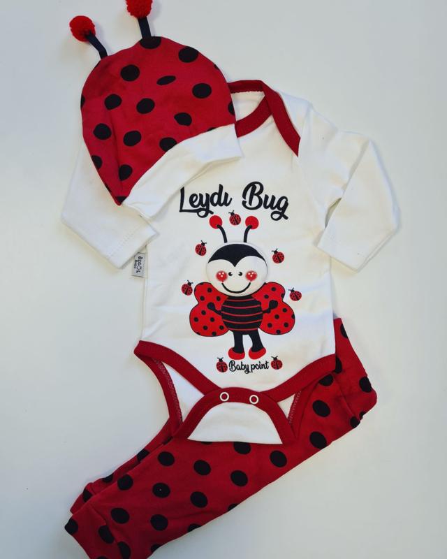 Lady Bug Lieveheersbeestje {VoorjaarsKnaller}