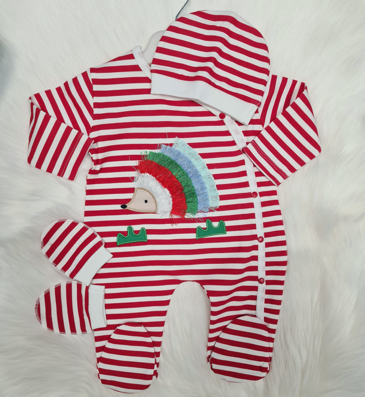 Lief Baby Egeltje 3-Delig