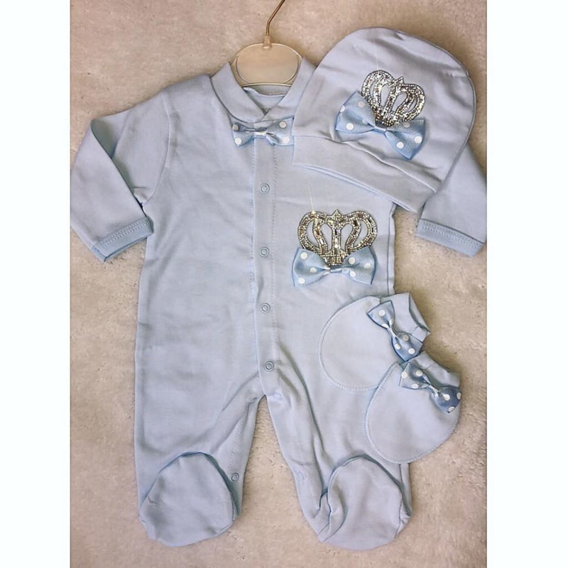 Baby Blue Royal King {Limited Edition}