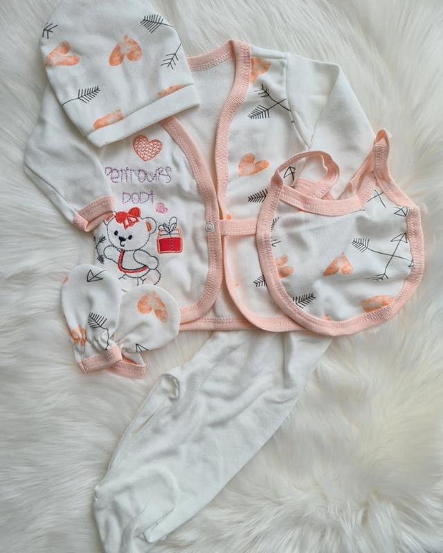 5-Delig Newborn Basic