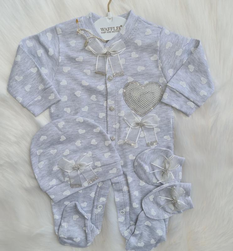 Love Baby Diamond Grey