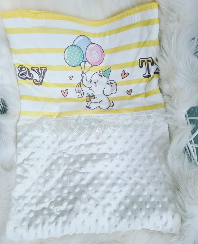 Baby Winter XL Deken Luxe