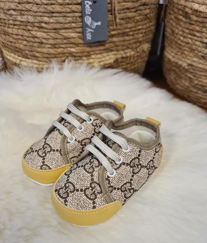 Trendy Babyboy Sneakers Pre-walkers {Limited Edition}
