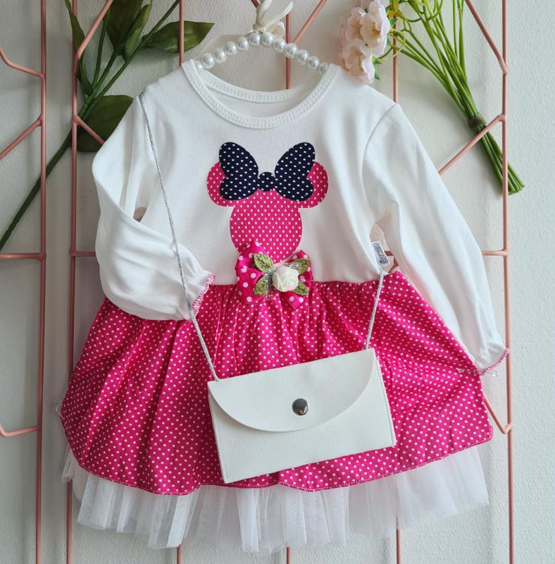Minnie Boutique Dress + Fashion Tasje