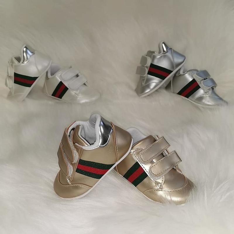 Trendy Babyboy Sneakers