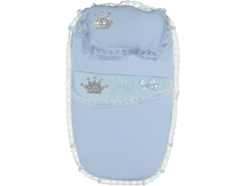 Baby Slaapzak Crown Blue {Limited Edition}
