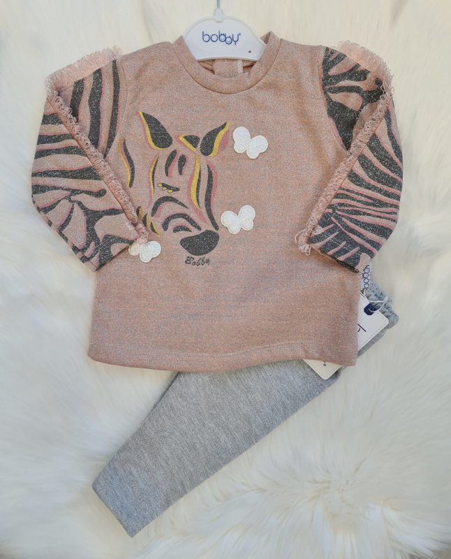 Fashion Zebra Girl