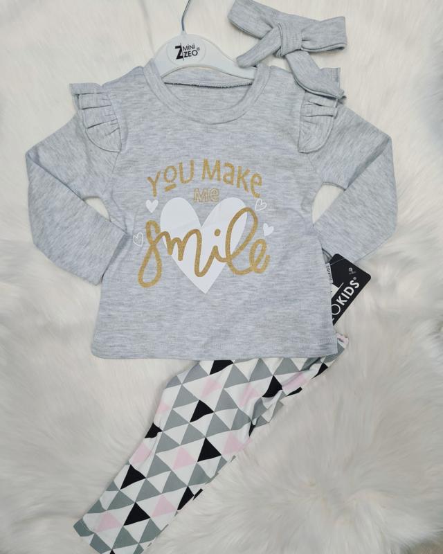Trendy Babygirls Musthave {Bio Cotton}