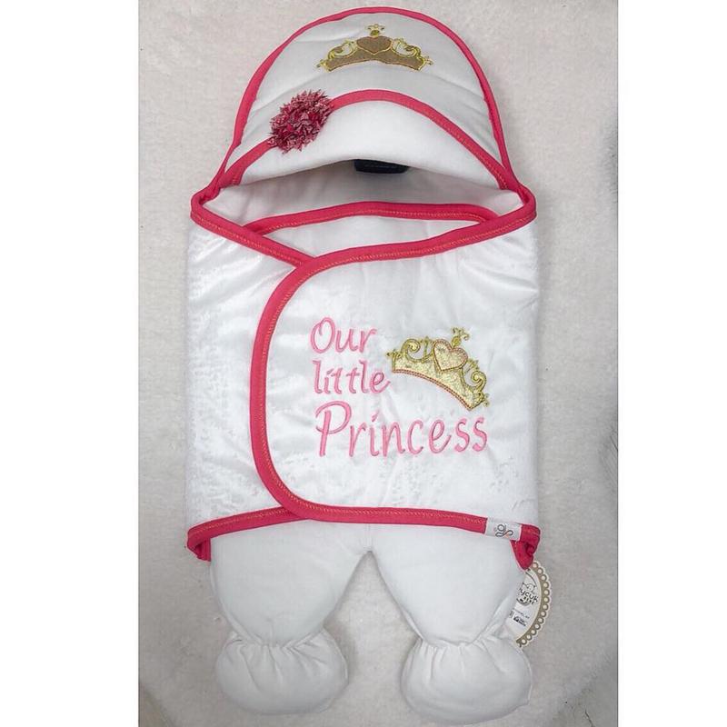 """Winter Boutique Suit """" Our Little Princess"""""""