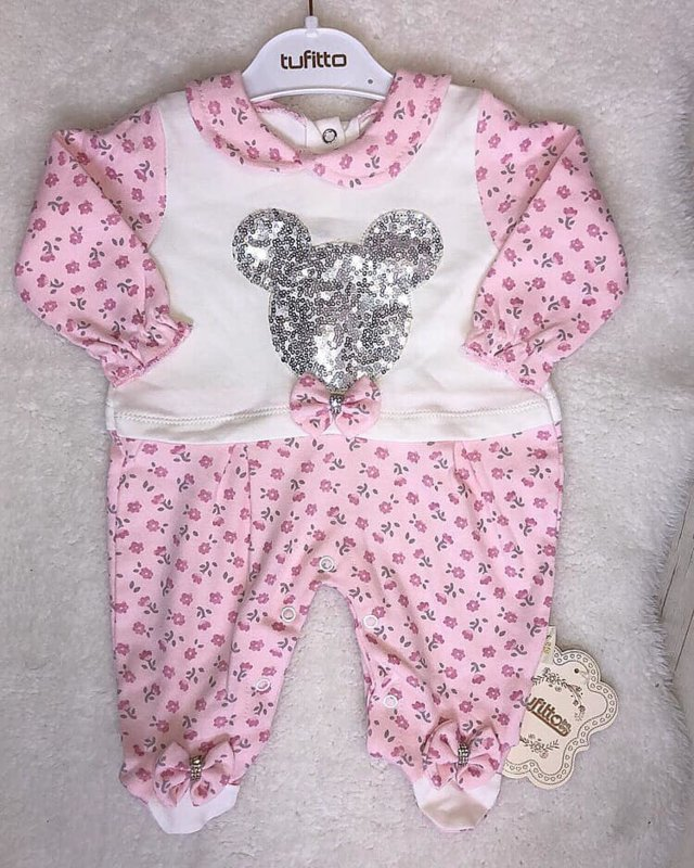 Glamourous Baby Minnie Mouse{NEW}