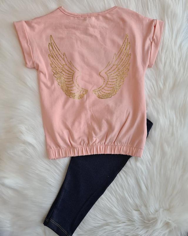 Trendy Angel Girl Set
