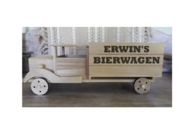 Houten Bierwagen