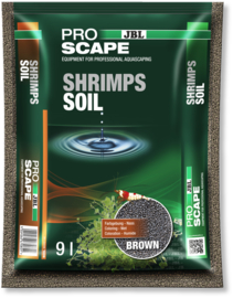 JBL Proscape Shrimpsoil Brown 9L