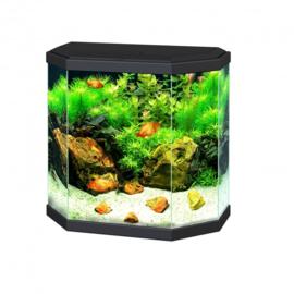 Aqua 30 LED zwart 40*20*45.5cm