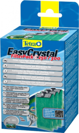 TETRATEC EC250/300 Filterpatroon Houtskool