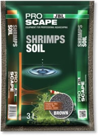 JBL Proscape Shrimpsoil Brown 3L