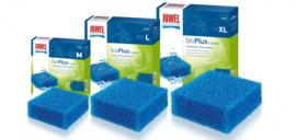 Filterspons Blauw Grof M