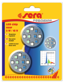 Sera LED chip azur 2W 2st