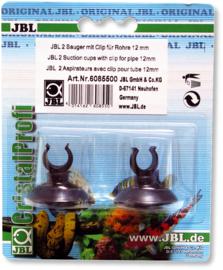 JBL Zuignap met clip 12/16mm 2st
