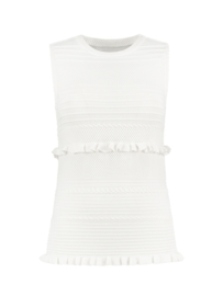 Nikkie Janel top white