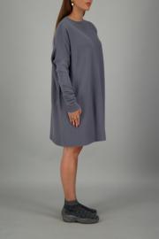 Reinders Debby dress metal grey (one size)
