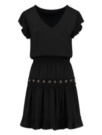 Nikkie Reza dress black
