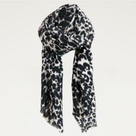 My Jewellery sjaal met panterprint