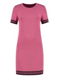 Nikkie Jolien Branded dress sunset