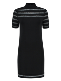 Nikkie Kacy dress black