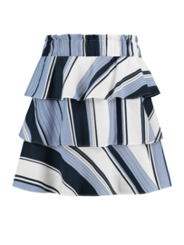 Nikkie Ruthy skirt blue white
