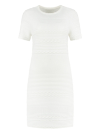 Nikkie Janel dress white