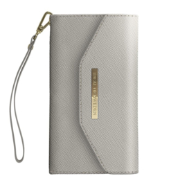 Mayfair clutch light grey