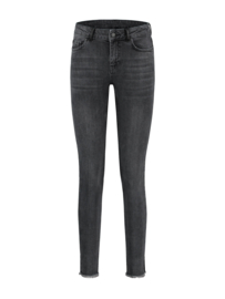 Nikkie Betty faded black skinny
