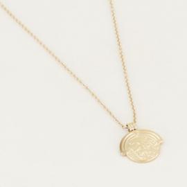 My Jewellery ketting klassieke munt