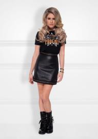 Nikkie Macha skirt black