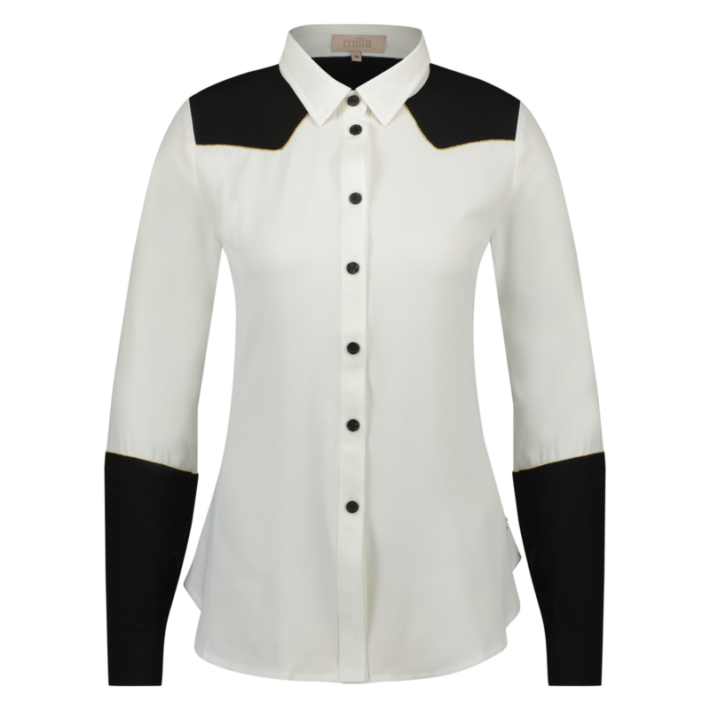 Milla Amsterdam blouse Britney